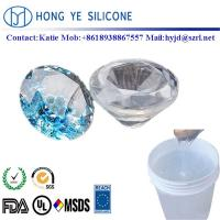 Buy cheap Easy-operation two component tin cure silicone for casting resin molds from wholesalers