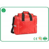 Buy cheap Professional Medical First Aid Kit Emergency For Hiking / Camping PVC For Adult from wholesalers