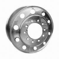 Buy cheap Aluminum Alloy Wheels for Heavy Duty Trucks from wholesalers