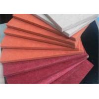 Buy cheap Needle Punched Decorative Sound Absorbing Panels in Polyester Fiber from wholesalers