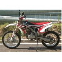 Buy cheap KT250M Dirt Road Motorbike , Adult Dirt Bike 6000 N.M / R / MIN 1370mm Wheelbase product