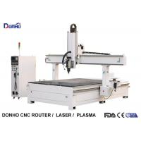 Buy cheap Styrofoam Model Engraving 4 Axis CNC Router Machine With T-slot Table HSD Spindle from wholesalers