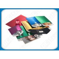 Buy cheap Eco-Friendly Multitude Foil Metalic Bubble Mailers Bags / Glamour Packaging Envelopes from wholesalers