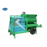 Buy cheap Product Description Of Direct Manufacturer Electric Cement Screw Grout Pump With Mixer from wholesalers