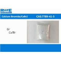 Buy cheap CAS 7789-41-5 Inorganic Bromide Calcium Bromide CaBr2 For Drilling Fluid from wholesalers