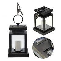 Buy cheap Vintage Umbrella Lantern Candle Light With Clamp Beach Umbrella Tree Pavilion Garden Yard product