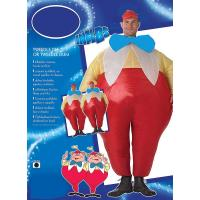 Buy cheap Fancy Dress Lyjenny Adult Inflatable Costumes Tweedle Dee And Tweedle Dum Costumes from wholesalers