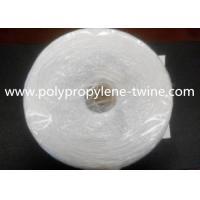 Colorful Soft Polytwine Round Baler Twine High Tenacity 4000D - 15000D Denier
