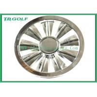 Buy cheap 10 Inch Golf Cart Wheel Covers Chrome Hubcaps Wheel Covers For Club Car from wholesalers