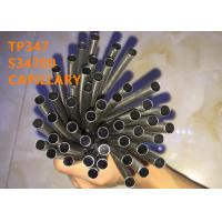 Buy cheap TP347 / S34700 Special Alloys Capillary For Medical Tube And Electronic Microtube from wholesalers