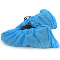 Buy cheap Latex Free PP Non Woven Disposable Shoe Protectors , Boot Covers Disposable Non Slip from wholesalers