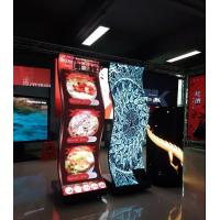 Buy cheap Indoor Full Color Creative LED Display / Led Cube Display 500 X 500mm Cabinet Size from wholesalers