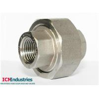 Buy cheap 3000lb high pressure stainless steel screw pipe fittings from wholesalers