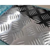 Buy cheap 3003 H24 Aluminum Diamond Plate Sheets For Trailer Decking 1100 H14 H24 H16 H18 3003 H24 from wholesalers