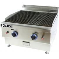 China Gas Lava Rock Grill Table Top Stainless Steel Body  LPG Enegy Source Gas Grill FMX-WE600 on sale