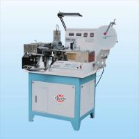 Buy cheap Numerical Count Ultrasonic Printed Label Ribbon Cutter Machine Digital Control System from wholesalers