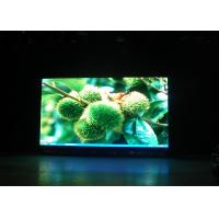 Buy cheap P4 indoor full color led display ,anti-static wide vision led screen from wholesalers