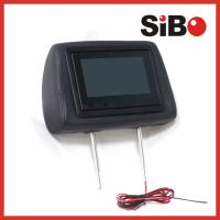 Buy cheap Taxi Cab Geo Location Dependent Advertising Headrest Screen With Advertising Software and CMS Platform from wholesalers
