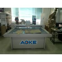 Buy cheap CNC cutter plotter table similar to ESKO Kongsberg XP Auto or Zund for for short run box from wholesalers