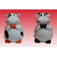Buy cheap Ceramic Coin Bank Cow Design (GT-A12014) from wholesalers
