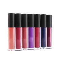 Buy cheap Private Label Matte Liquid Lipstick Make Your Own Logo Waterproof Long Lasting from wholesalers