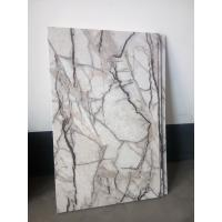 Buy cheap Imitation marble vein outdoor insulated panelling  quick installation from wholesalers