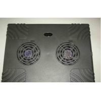 Buy cheap 0.9W non-noise promotional multifunctional Metal two fans17 inch usb laptop cooling fan from wholesalers