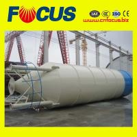Buy cheap popular used 100 ton cement silo for concrete plant from wholesalers