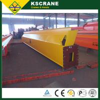 Buy cheap 0.3 Discount 2Ton Heavy Duty Single Girder Bridge Crane Good Price LD Bridge Crane With Hook from wholesalers