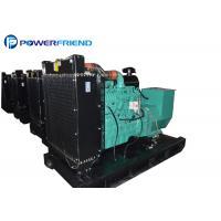 Buy cheap 60HZ 175KVA Cummins Diesel Power Generator Original Stamford Alternator from wholesalers