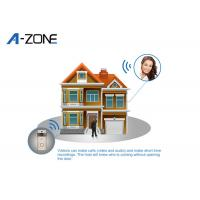 Buy cheap PIR Infrared Detection Ip Video Intercom Doorbell TF Card Recording from wholesalers