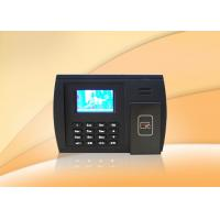 Buy cheap 3 inch Punch Card Rfid Time Attendance Machine with RFID reader from wholesalers