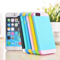 China New Arrival tpu+pc phone case for iphone 6 shockproof case for iphone 6,iphone 6 case on sale