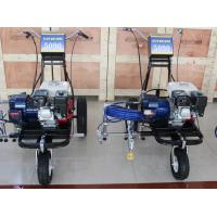 Buy cheap Hand-Push Airless Spray Road Parking Lot Striping Machine With Honda Engine from wholesalers