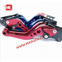 Buy cheap MOTORCYCLE PARTS MOTORCYCLE CNC LEVER DIFFERENT COLOUR FOR DIFFERENT MOTORCYCLES from wholesalers