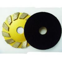 Buy cheap 4 Inch Concrete Floor Polishing Pads from wholesalers