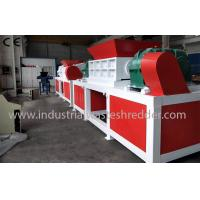 Buy cheap Plastic Dustbin Four Shaft Shredder ,  Automatic Medical Waste Shredder from wholesalers