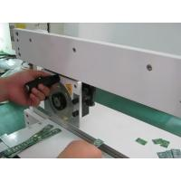 Buy cheap 0.6MM Thickness FR4 V Cut PCB Depanelizer Large Stainless Steel Platform from wholesalers