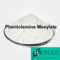 Buy cheap High Purity Pharmaceutical Raw Materials Adrenergic Blocking Medication 65-28-1 Phentolamine Mesylate from wholesalers