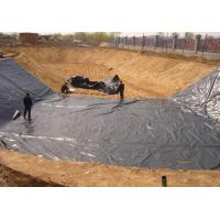 Buy cheap plastic geomembrane / hdpe geomembrane used in waterproof from wholesalers