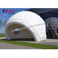 Buy cheap Air Inflatable Event Tent Custom Pop Up TentsOutdoor Digital Printing from wholesalers