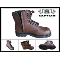 Buy cheap Mens 5inch safety boots with steel toed boots for men online best work boots from wholesalers