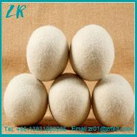 Buy cheap 100% Pure Organic Wool Dryer Ball from wholesalers