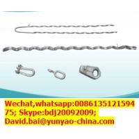 Buy cheap Preformed guy grip for Medium/Long Span ADSS cable from wholesalers