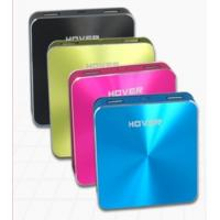 Buy cheap Metal shell 8800mAH double output  power bank, size 100*70*23MM product