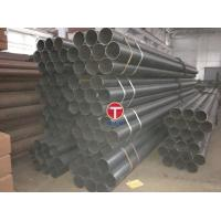 Buy cheap Q345A Q345B GB/T3091 ERW Welded Steel Pipes For Low Pressure Liquid Delivery from wholesalers