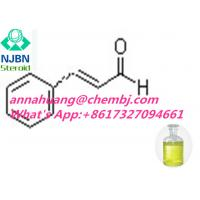 Buy cheap Nanjing Bangnuo Active Pharmaceutical Ingredients 104-55-2 Cinnamic aldehyde for sale from wholesalers