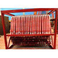 Buy cheap Heat Exchanger Boiler Membrane Wall Tube SAW Welding PED Project Oil Fired Gas Boiler Steam from wholesalers
