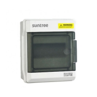 Buy cheap SUNTREE Fire Proof IP65 Power Distribution Box from wholesalers