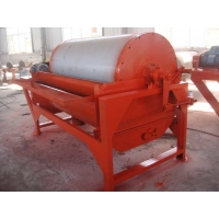 Buy cheap Heat Resistant Drum Type Magnetic Separator For Crushing Production Line from wholesalers